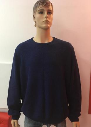 Шикарний чоловічий котоновий светер tu р- xxl