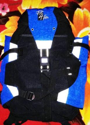 Спортивный рюкзак fit 4 fun вело, лыжи, туризм