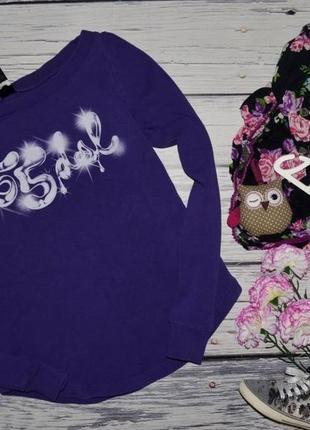 L  фирменный женский теплый свитшот батник с принтом пайта надписи