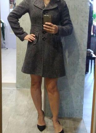 Пальто шведского бренда kappahl