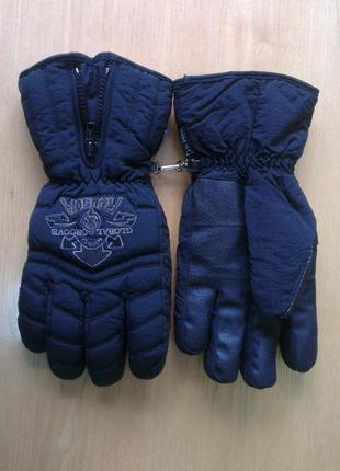 Перчатки горнолыжные мужские reusch gore-tex, 10,5