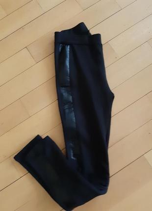 Лосины брюки с лампасами  новые kenalin раз.м-l