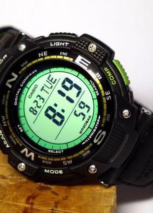 Часы casio sgw-100b-3a2 оригинал
