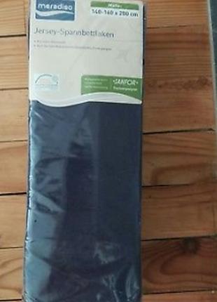 Простынь на резинке смешанный состав 180х200 наматрасник