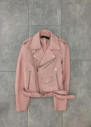 Розовая косуха