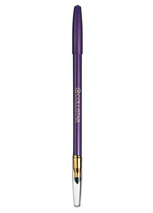 Карандаш для глаз collistar professional eye pencil  5 petunia  тестер