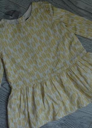 Платье-туника gapна 6-12мес.