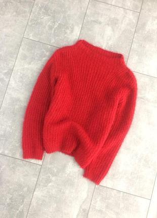 Красный свитер1 фото