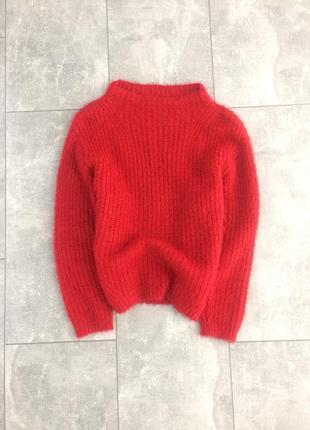 Красный свитер2 фото