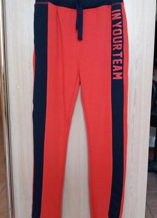 Sale!!! спортивные штаны riot club англия 12-132