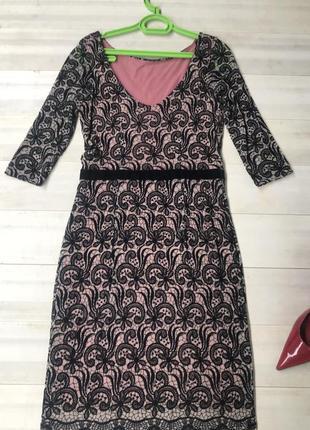 Нарядное платье2