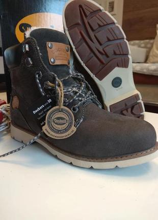 Чудові зимові черевики dockers by gerli