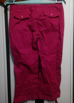 Укороченные брюки laura ashley оригинал