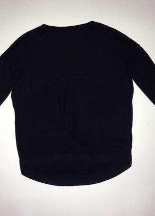 Реглан кофта свитер из вискозы от cos размер s-m.