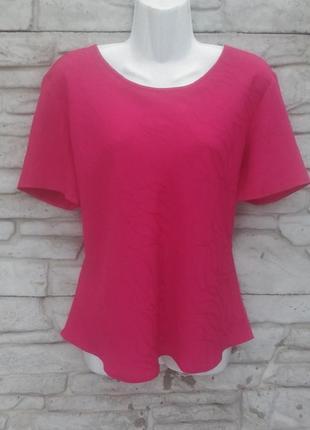 Распродажа!!! красивая блуза малинового цвета
