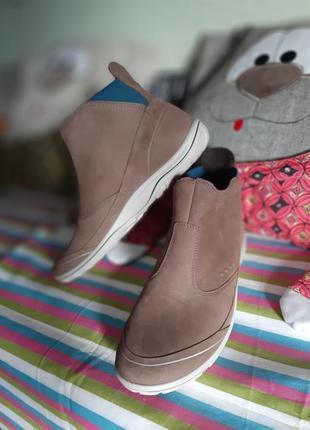 Ботинки ессо 40 р