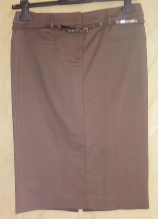 Новая юбка карандаш angelo marani италия