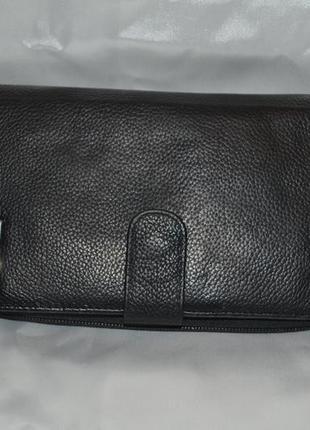 Кожаный кошелек betty barclay