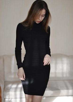 Платье в рубчик atmosphere 💔