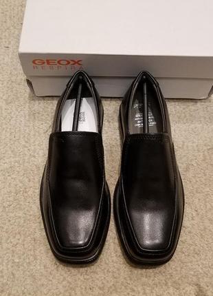 Geox federico - кожаные туфли - 32 - 21см