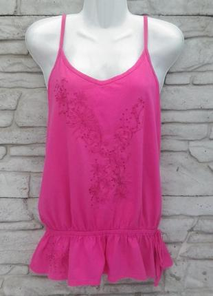 Распродажа!!! красивая, нарядная блуза с вышивкой