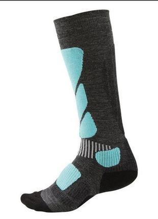 Спортивные лыжные носки термоноски гетры ski crivit sports