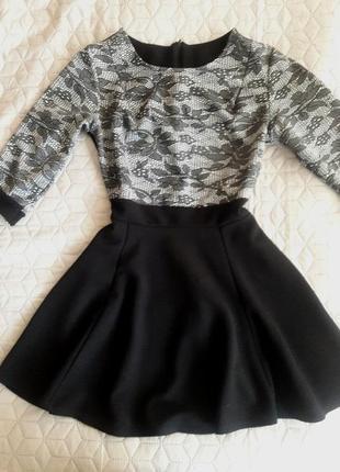 Чудове міні платтячко