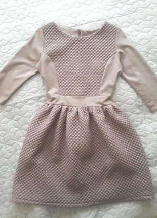 Красиве утеплене платтячко