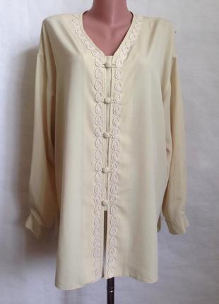 Блуза бохо, 58-60 р