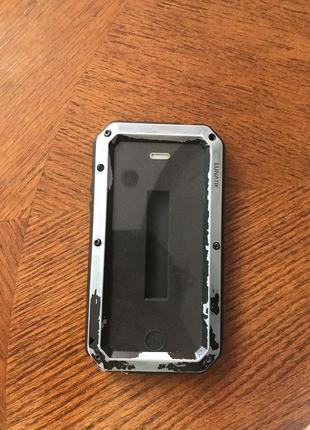 Герметичный чехол для iphone 5, 5s