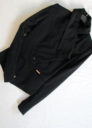 White label/брендовый итальянский жакет пиджак со шнуровкой/жакет необычного кроя/италия