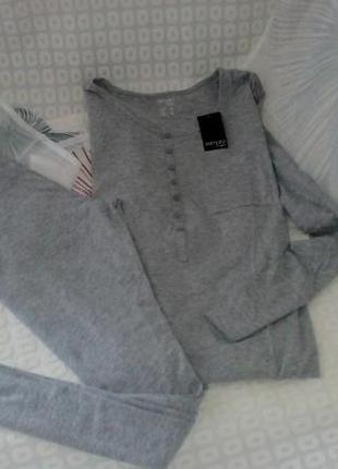 Esmara.домашний комплект,пижамка,лосини+реглан,кофта. lpp+xlpp