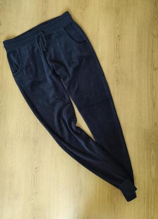 Спортивные бархатные штаны  от papaya