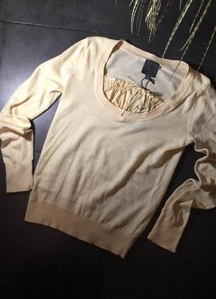 Нежный  весенний свитер, пуловер , джемпер