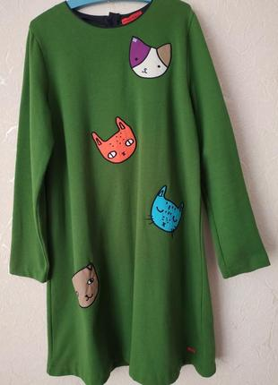 Стильное подростковое платье sonia rykiel