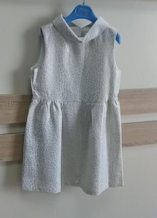 Платье для девочки  5 лет 110рост crazy8  америка