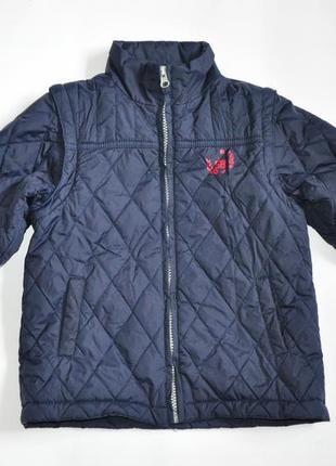 Куртка chicco 2 в 1 курточка, чикко, кикко пиджак, жилетка