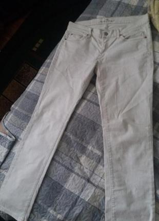 Красивые джинсы usa 7 for all mankind