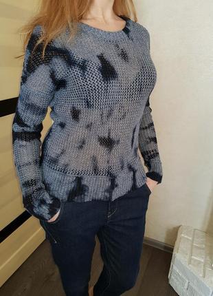 Красивый элегантный свитер джемпер от terre jacobs