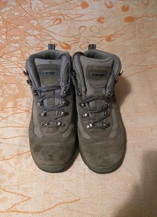 Ботинки зимные