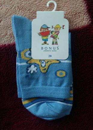 Шкарпетки, розмір 20