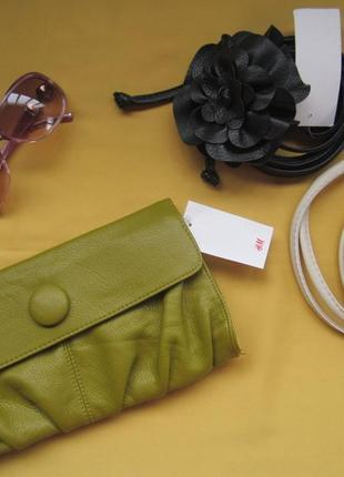 Новый стильный клатч,маленькая сумка h&m