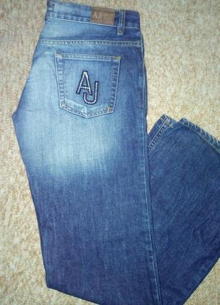 Акция!джинсы armani jeans 48