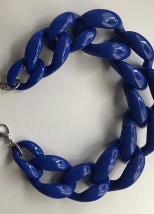 Ожерелье из пластика h&m