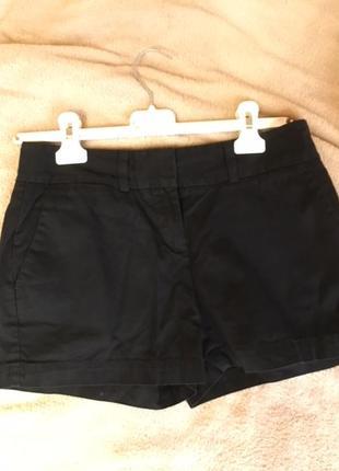 Шорти чорні\шорты черные италия