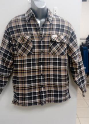 Термо куртка- рубашка. швейцария