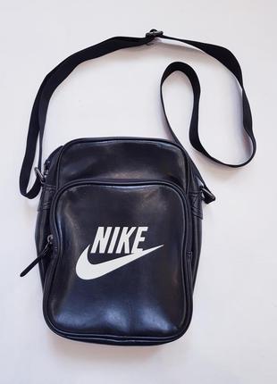 Мужская спортивная сумка через плечо