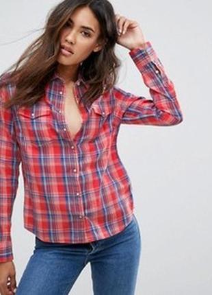 Крутая рубашка lee, оригинал