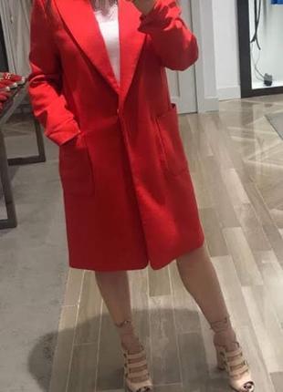 Стильное пальто  massimo dutti s, m, l