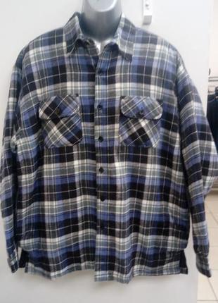 Термо куртка-рубашка. швейцария